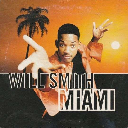 Coverafbeelding Miami - Will Smith
