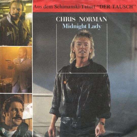 Coverafbeelding Midnight Lady - Chris Norman