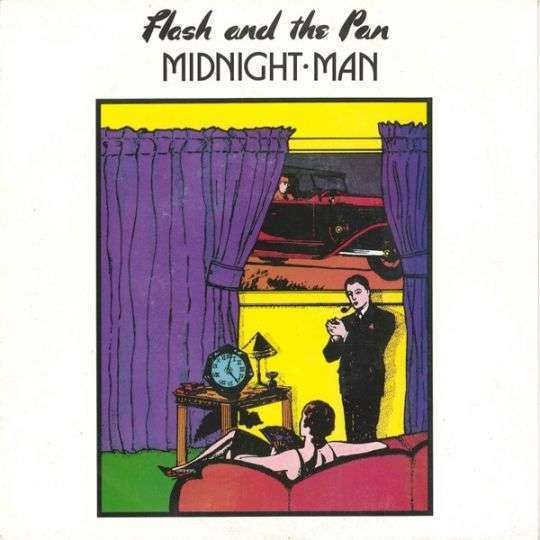 Coverafbeelding Midnight Man - Flash And The Pan