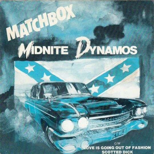 Coverafbeelding Midnite Dynamos - Matchbox