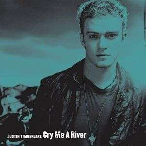 Coverafbeelding Justin Timberlake - Cry Me A River