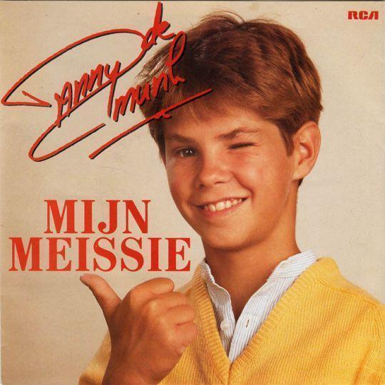 Coverafbeelding Mijn Meissie - Danny De Munk