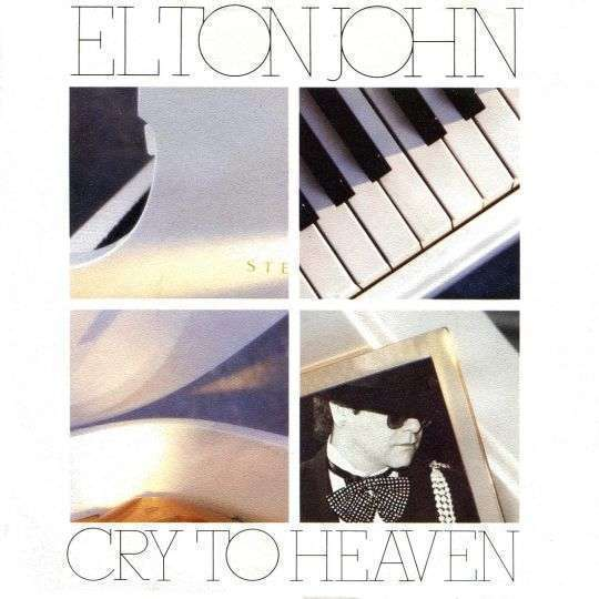 Coverafbeelding Cry To Heaven - Elton John