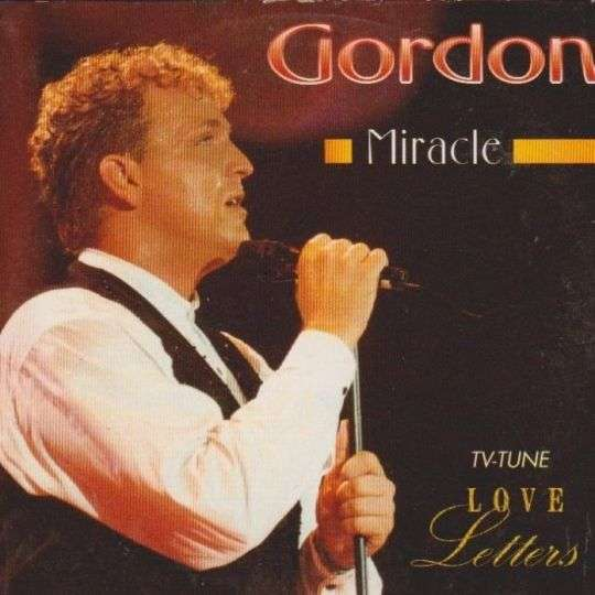 Coverafbeelding Gordon - Miracle