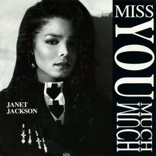 Coverafbeelding Miss You Much - Janet Jackson