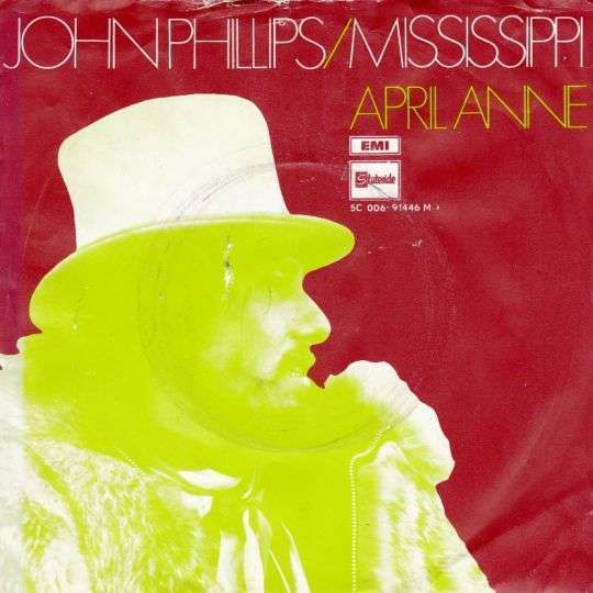 Coverafbeelding John Phillips - Mississippi