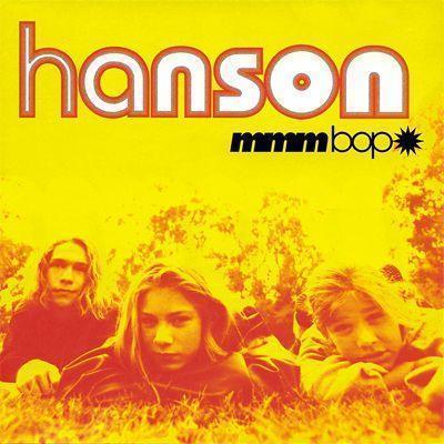 Coverafbeelding Mmmbop - Hanson
