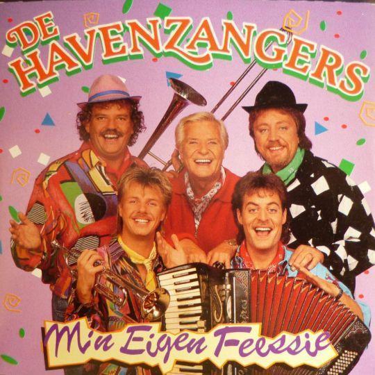 Coverafbeelding M'n Eigen Feessie - De Havenzangers