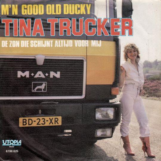 Coverafbeelding M'n Good Old Ducky - Tina Trucker