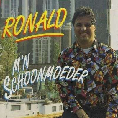 Coverafbeelding Ronald - M'n Schoonmoeder