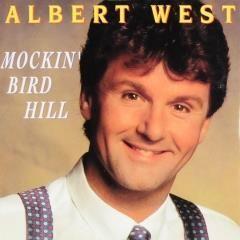 Coverafbeelding Albert West - Mockin' Bird Hill