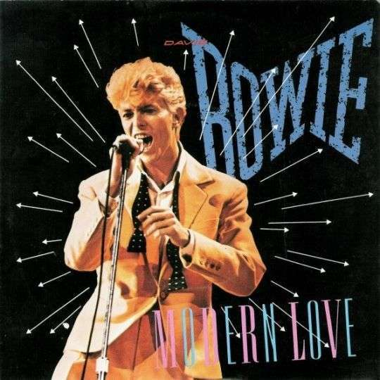 Coverafbeelding Modern Love - David Bowie