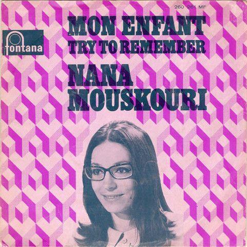 Coverafbeelding Mon Enfant - Nana Mouskouri