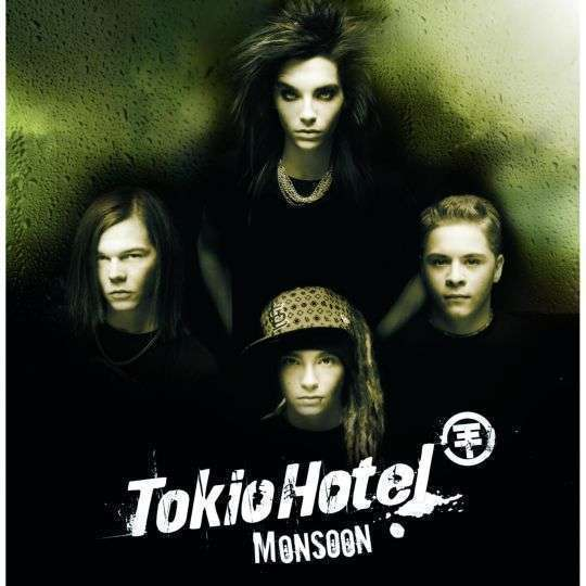 Coverafbeelding Monsoon - Tokio Hotel