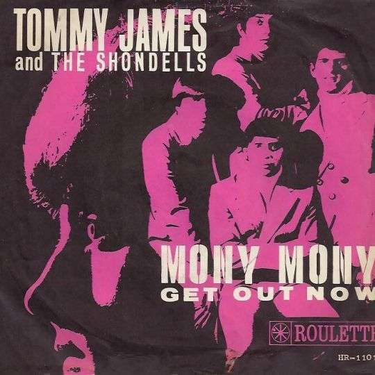 Coverafbeelding Mony Mony - Tommy James And The Shondells