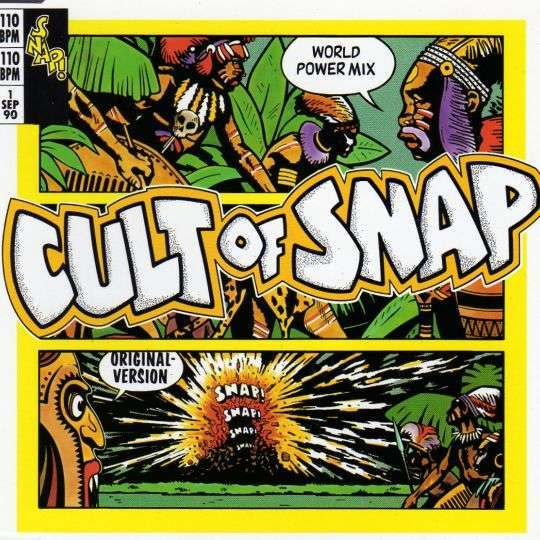 Coverafbeelding Cult Of Snap - Snap!