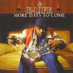 Coverafbeelding More Days To Come - E-life