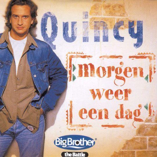 Coverafbeelding Morgen Weer Een Dag - Quincy