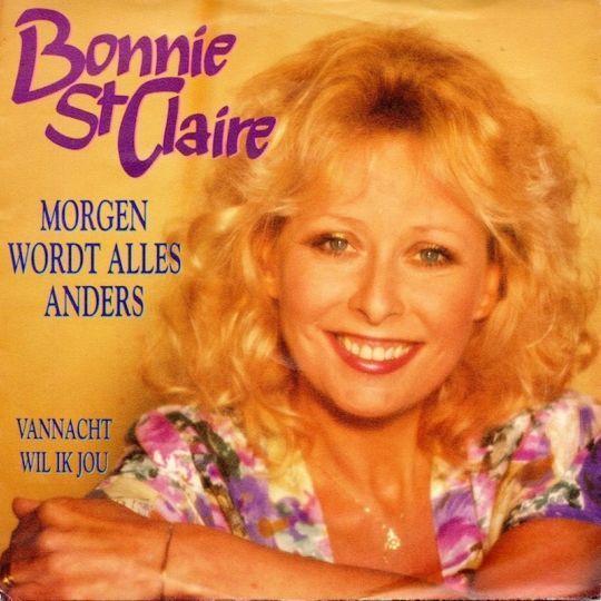 Coverafbeelding Morgen Wordt Alles Anders - Bonnie St Claire