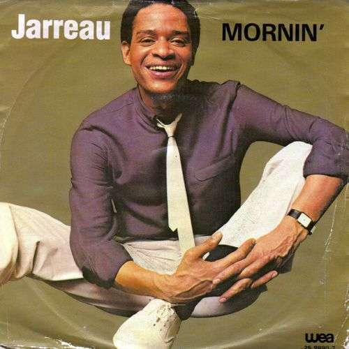 Coverafbeelding Mornin' - Jarreau
