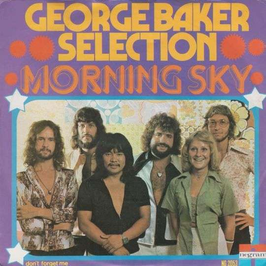 Coverafbeelding Morning Sky - George Baker Selection