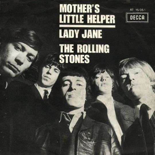 Coverafbeelding Mother's Little Helper - The Rolling Stones