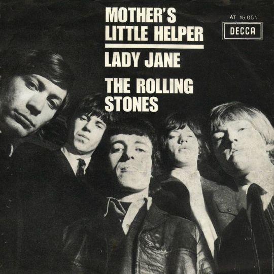 Coverafbeelding The Rolling Stones - Mother's Little Helper