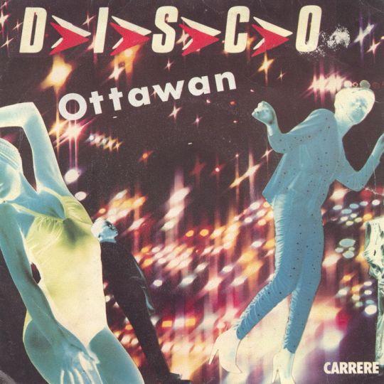 Coverafbeelding Ottawan - D I S C O