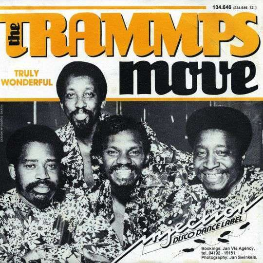 Coverafbeelding Move - The Trammps