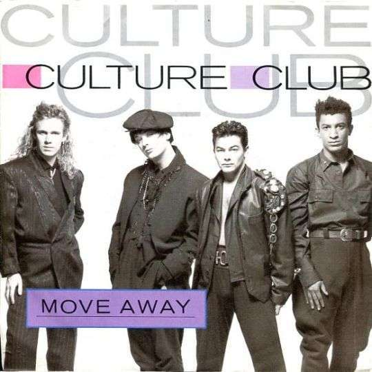 Coverafbeelding Move Away - Culture Club