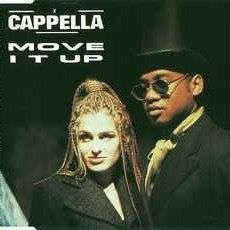 Coverafbeelding Move It Up - Cappella