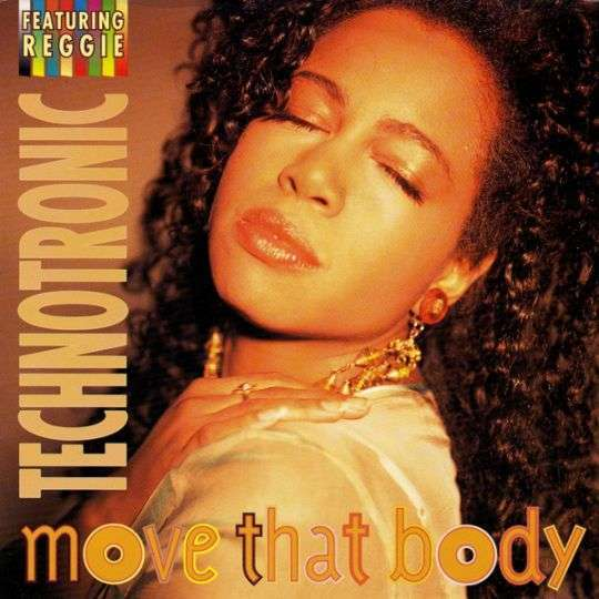 Coverafbeelding Move That Body - Technotronic Featuring Reggie