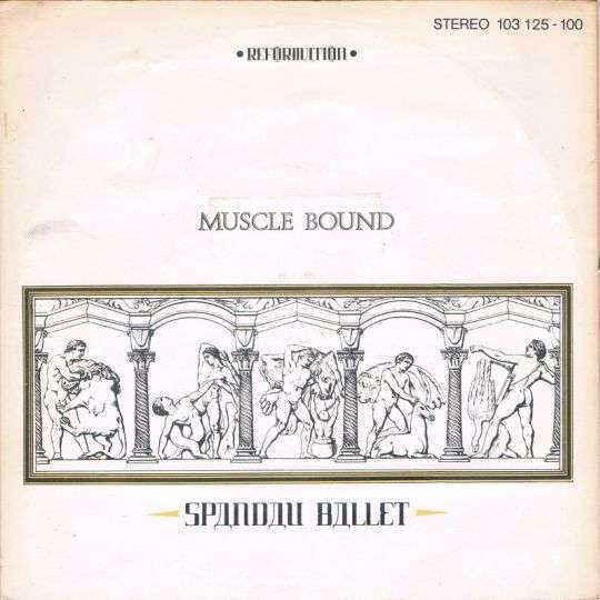 Coverafbeelding Muscle Bound - Spandau Ballet