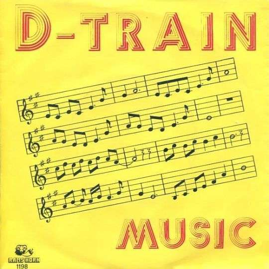 Coverafbeelding D-Train - Music