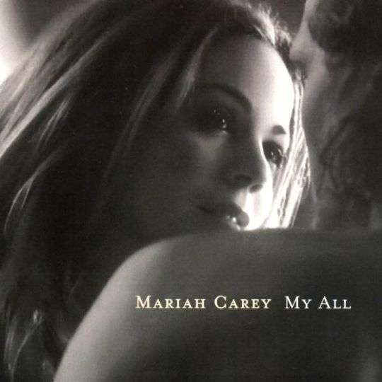 Coverafbeelding Mariah Carey - My All