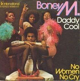 Coverafbeelding Daddy Cool - Boney M.