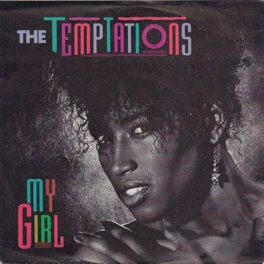 Coverafbeelding My Girl - The Temptations