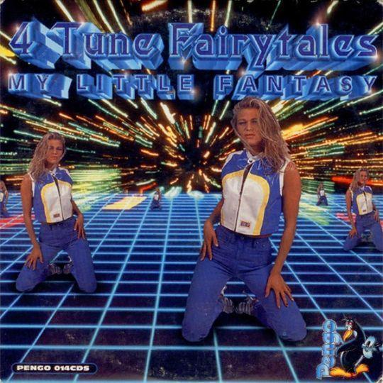 Coverafbeelding 4 Tune Fairytales - My Little Fantasy