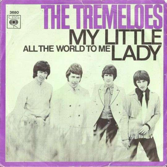 Coverafbeelding My Little Lady - The Tremeloes