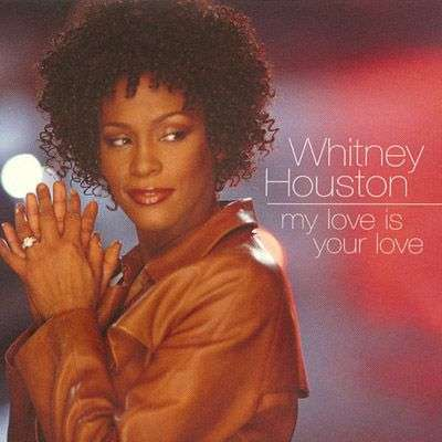 Coverafbeelding Whitney Houston - My Love Is Your Love