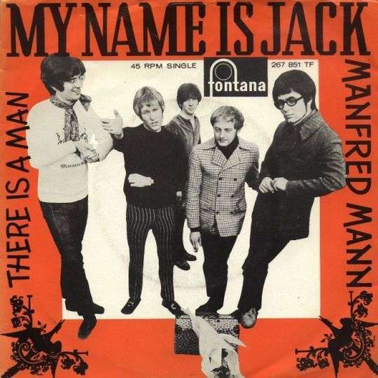 Coverafbeelding Manfred Mann - My Name Is Jack