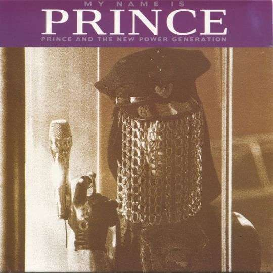 Coverafbeelding Prince and The New Power Generation - My Name Is Prince