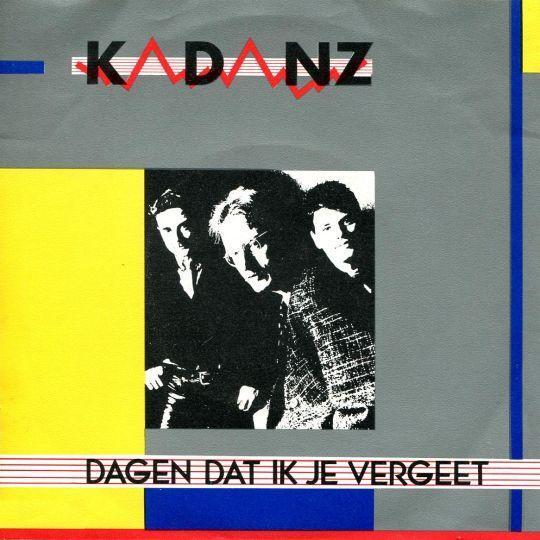 Coverafbeelding Dagen Dat Ik Je Vergeet - Kadanz