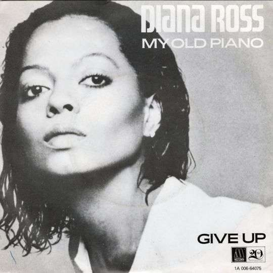 Coverafbeelding Diana Ross - My Old Piano