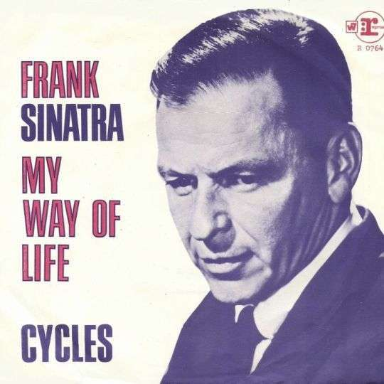 Coverafbeelding My Way Of Life - Frank Sinatra