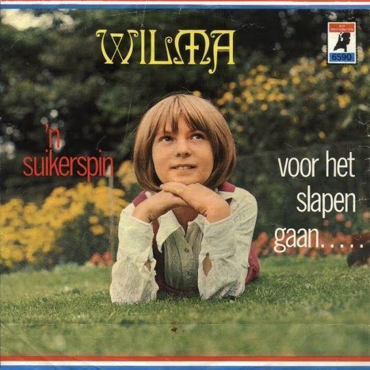 Coverafbeelding 'n Suikerspin - Wilma