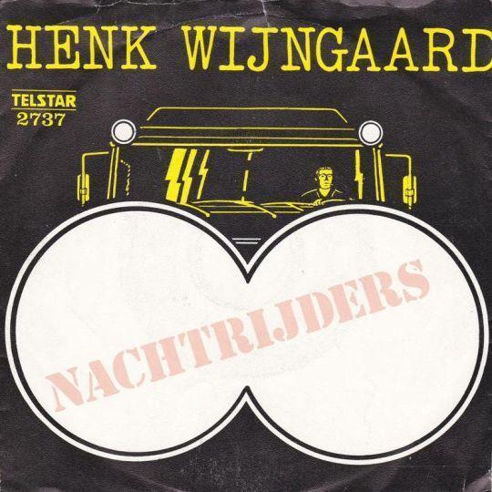 Coverafbeelding Nachtrijders - Henk Wijngaard