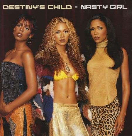 Coverafbeelding Nasty Girl - Destiny's Child