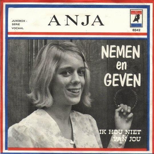 Coverafbeelding Nemen En Geven - Anja