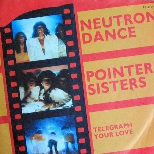 Coverafbeelding Neutron Dance - Pointer Sisters